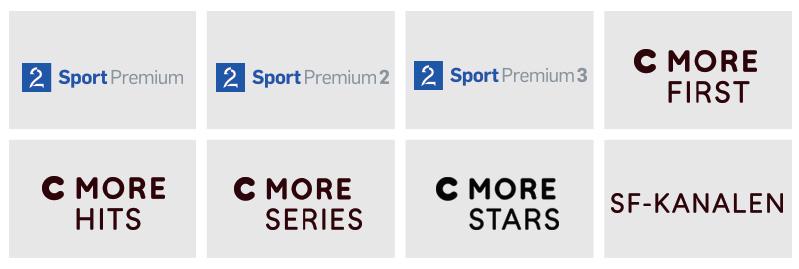 TV2 Sport Premium med C More Film og Serier